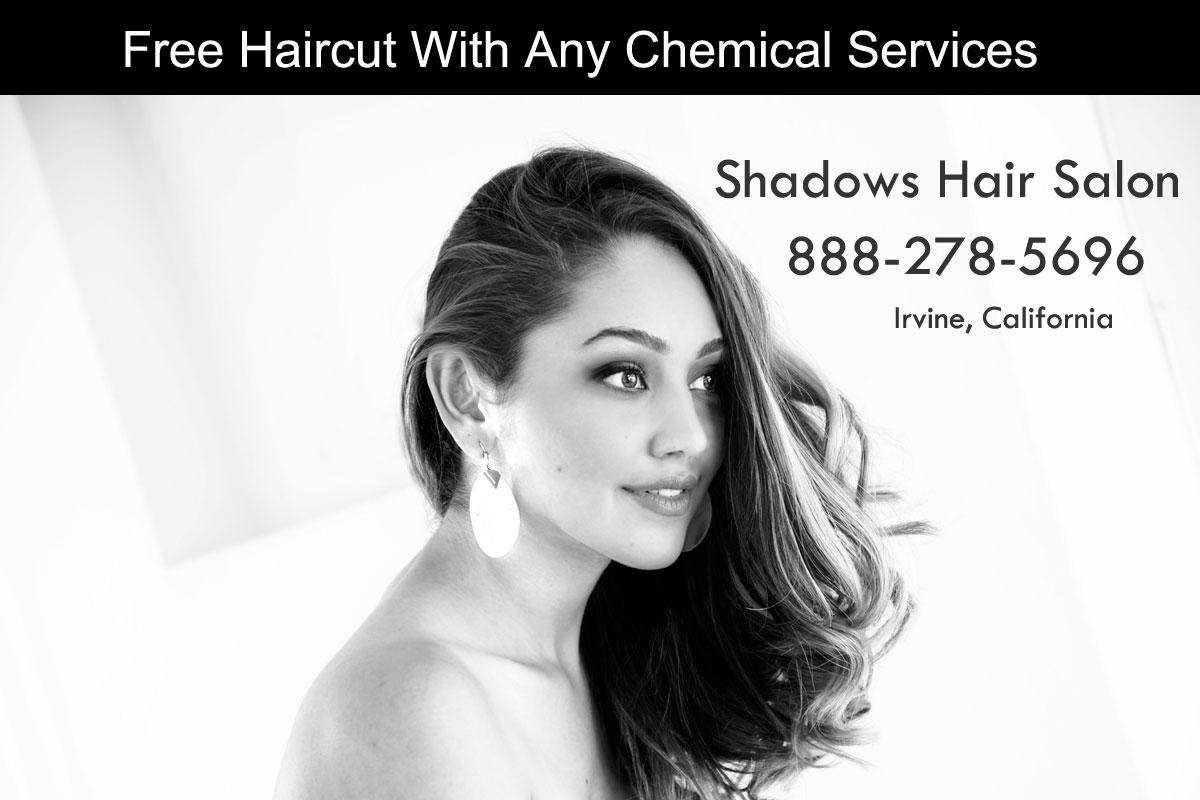 hair salon specials Orange County