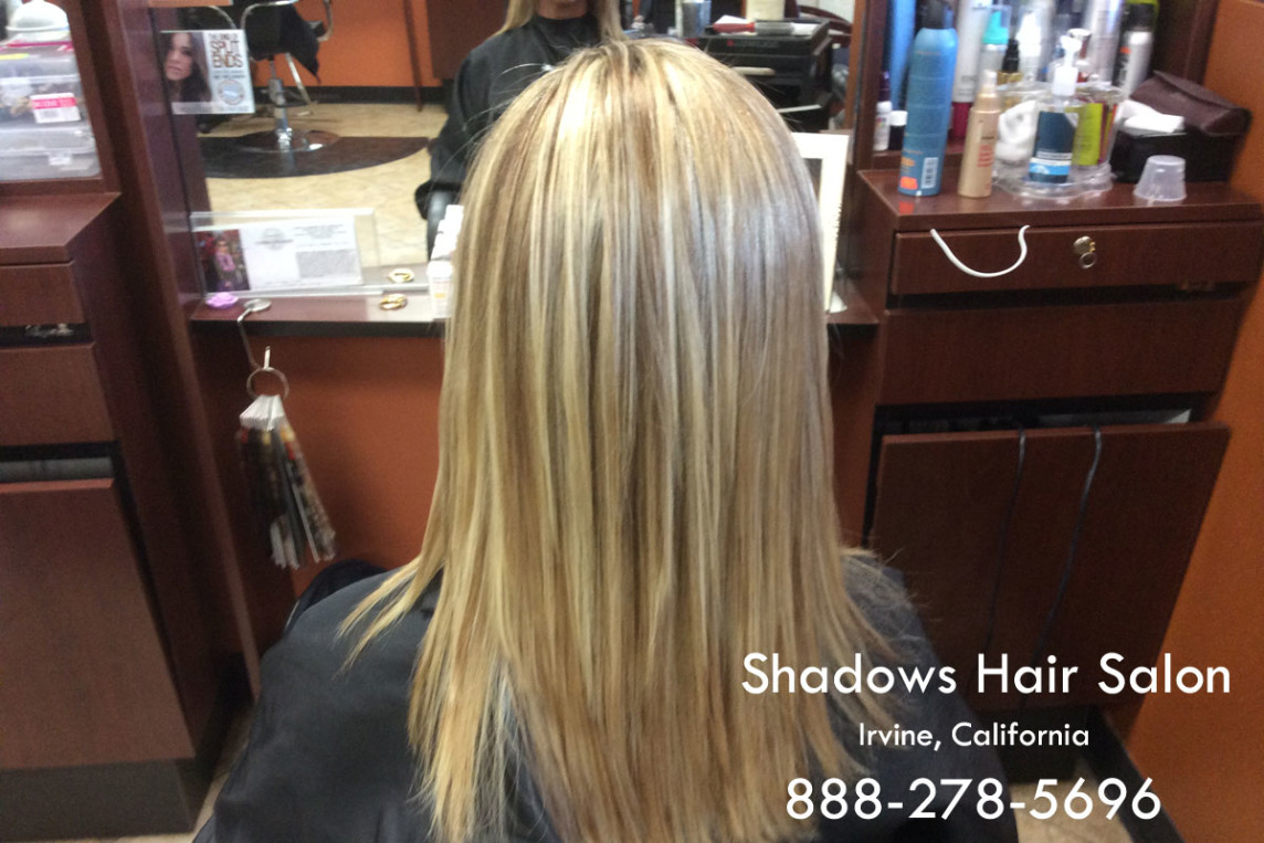 Keratin hair straightening archives orange county best hair salon shadows hair salon irvine - Salon straightening treatments ...